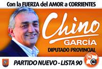 Chino García