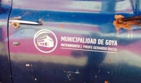 EL PROPIETARIO DEL CAMION AL SERVICIO DEL MUNICIPIO ACLARA SITUACION