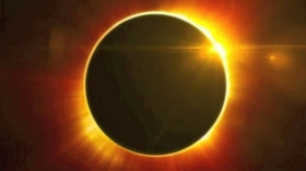 El eclipse de sol anular podrá verse el domingo entre las 9.30 y el mediodía en todo el país