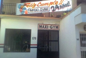 """EL GIMNASIO """"MAXI GYM"""" RECUERDA SUS 24 AÑOS DE TRAYECTORIA"""