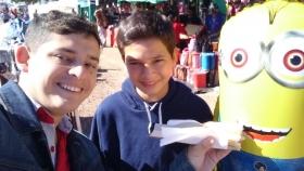 SOCIALES: Cumple años hoy Hugo Alejandro Ayala