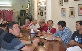 La Liga Goyana de futbol determinó el sistema de los torneos 2.017