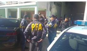 POLICÍAS FEDERALES DETUVIERON A PERSONA CON PEDIDO DE CAPTURA INTERNACIONAL