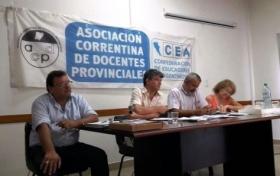 ACDP decidió la adhesión al paro nacional docente de 48 horas