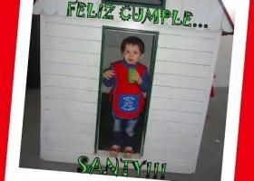 SOCIALES: CUMPLE AÑOS SANTY RODRIGUEZ