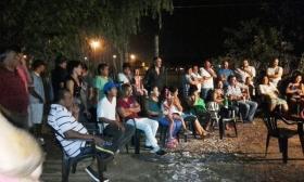 Dirigentes de Eco – Cambiemos escucharon a los vecinos del San Ramón