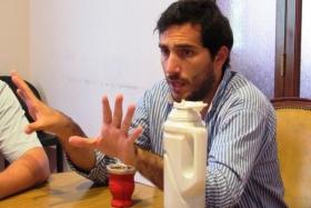 """MARCOS BASSI: """"Todavía no está decidido quién acompañará en la formula a Gerardo Bassi""""."""