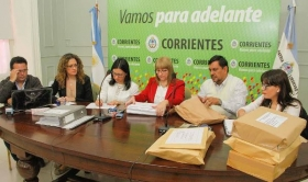 LA PROVINCIA REALIZARÁ OBRAS DE INFRAESTRUCTURA EN ESCUELAS DE VARIAS LOCALIDADES