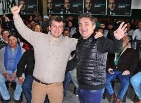 """Eugenio """"Nito"""" Artaza y Germán Braillard Poccard lanzan """"Somos Alerta Corrientes"""""""