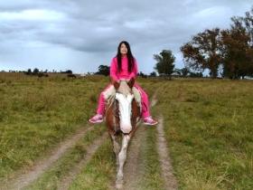 SOCIALES: HOY CUMPLE AÑOS ORIANA CACERE ACOSTA