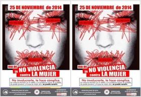 ACTIVIDADES DE CONCIENTIZACIÓN EN VIOLENCIA DE GÉNERO