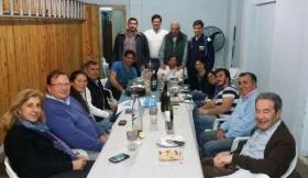 TITO LOPEZ FUE ELEGIDO PRESIDENTE DEL CLUB AGDA