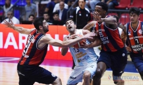 Liga Nacional de Basquetbol: San Lorenzo frenó el andar de Regatas