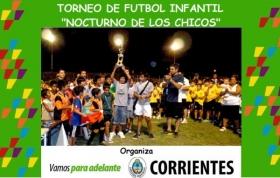 Este viernes y sábado se juega la sexta y la séptima fechas del Campeonato de Fútbol Infantil