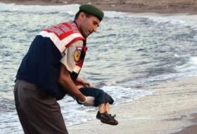 TURQUÍA ARRESTÓ A CUATRO PERSONAS POR LA MUERTE DEL NIÑO SIRIO AYLAN KURDI