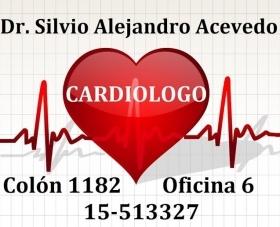 COMUNICADO DEL DOCTOR SILVIO ALEJANDRO ACEVEDO