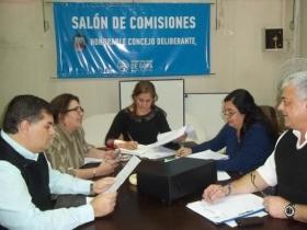 COMISION DE ECONOMIA DEL HCD DIO DESPACHO A PRESUPUESTO 2015