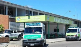 EN LAVALLE: Murió un motociclista que sufrió graves heridas al chocar una oveja