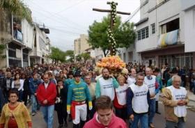 LOS CORRENTINOS HONRAN HOY A LA CRUZ DE LOS MILAGROS
