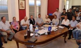 ELECCIONES 2015: Intendentes del PJ acordaron estrategias para los comicios generales