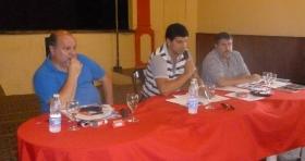 INSTITUCIONAL: La CEN del básquet correntino y clubes se reunieron en Saladas