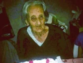 SOCIALES: LA ABUELA SEBASTIANA MENDEZ CELEBRA SUS 103 AÑOS