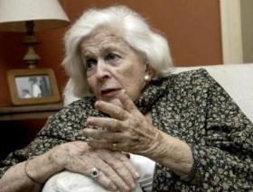 MONTEVIDEO: A los 92 años, murió la actriz China Zorrilla