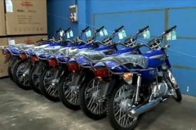 Indicadores: El patentamiento de motos creció un 8% en noviembre