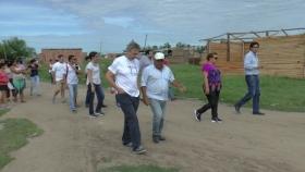 El Partido Popular de Goya continúa con las visitas y charlas en barrios y zona rural