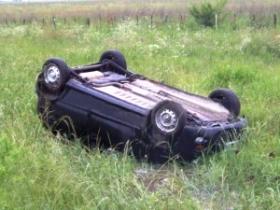 EN LA SIESTA DEL SÁBADO: Mueren dos hermanas tras despistar un auto cerca de Bonpland