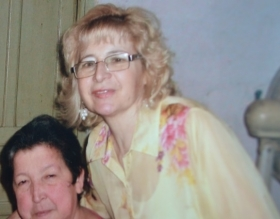 SOCIALES: HOY CUMPLE LILIANA CIMA DE AZULAY