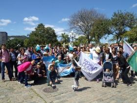 EXITOSA PARTICIPACION CORRENTINA EN EL 10° FORO MUNDIAL DE LA PAZ