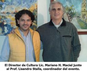 HOY ARRANCAN LOS JUEGOS CULTURALES CORRENTINOS 2015 EN CASA DE LA CULTURA