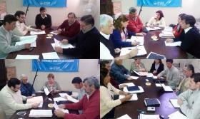 SE REUNIERON LAS COMISIONES DE TRANSPORTE, DE OBRAS PÚBLICAS, DE CULTURA Y DE PRODUCCIÓN DEL HCD