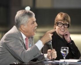 ACTO Y CONCIERTO: De Vido y Teresa Parodi, en la apertura del Centro Cultural Kirchner