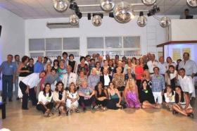 SOCIALES: GOYA ESCENARIO DE GRAN ENCUENTRO FAMILIAR
