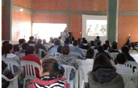 DIRECCIÓN DE ADICCIONES COORDINÓ ENCUENTRO PREVENTIVO EN LA ESCUELA Nº 601