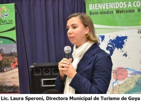 SOCIALES: Cumple años hoy Laura Speroni