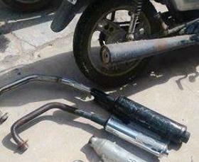 Santa Lucía: Secretaria de Seguridad intercepta jóvenes que hacían desmanes con motocicletas