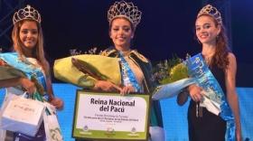 Más de 300 equipos en el concurso de pesca: Agustina Vallejos nueva Reina Nacional del Pacú 2017