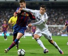 FUTBOL INTERNACIONAL: Real Madrid derrotó al Barcelona y dejó a Messi sin récord de goleador